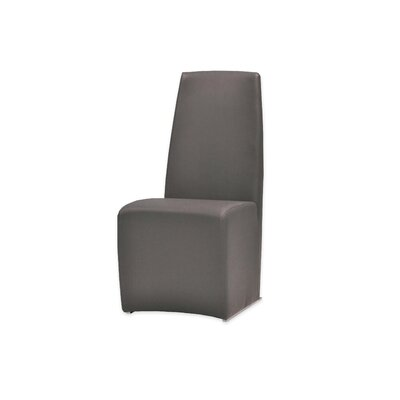 Tao Parsons Chair (Set of 2) Upholstery: Grey