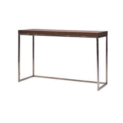 Kubo Console Table Finish: Walnut