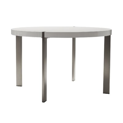 Voom Dining Table Finish: White