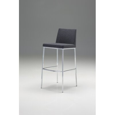 Weston 30 Bar Stool (Set of 2) Color: Gray