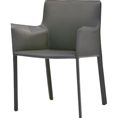 Fleur Armchair Upholstery: Grey