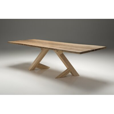 Esparza Dining Table Size: 102 L x 37 W x 30 H