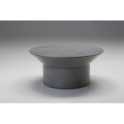 Boracay Coffee Table Color: Gray