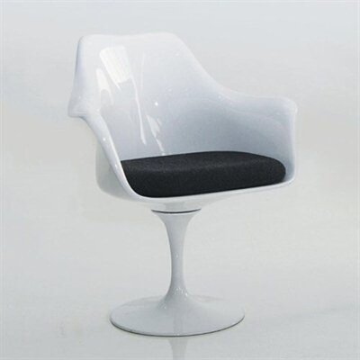 Eos Swivel Dining Arm Chair