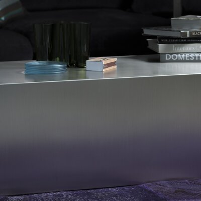 Enix Coffee Table Size: 15 H x 47 W x 24 D