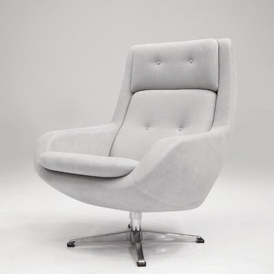 Oscar Swivel Lounge Chair