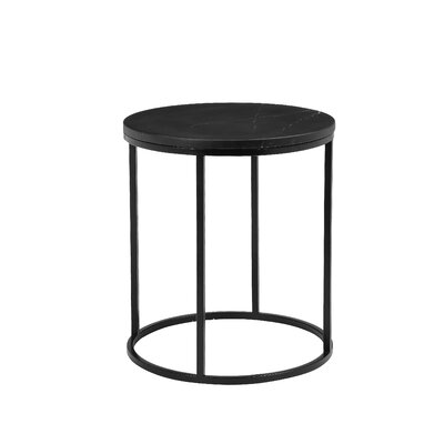 Attalus Round End Table
