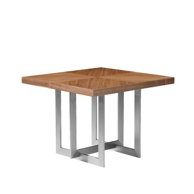 Onshuntay End Table Top Color: Natural Walnut