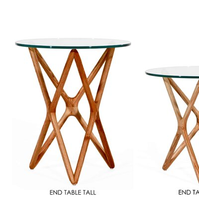 Alamo Tall End Table