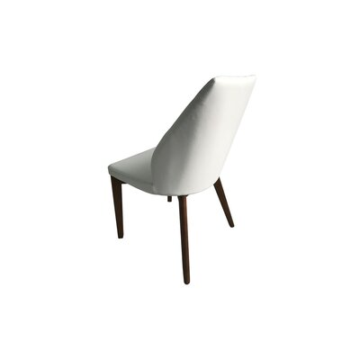 Totem Side Chair (Set of 2) Color: White