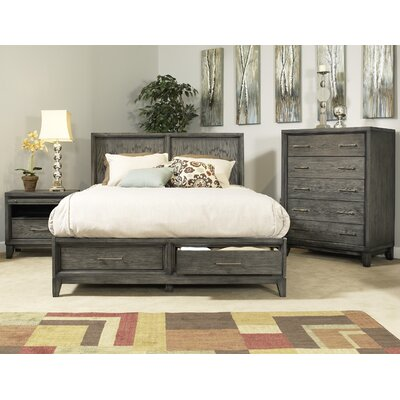 Chelsea Platfrom Customizable Bedroom Set
