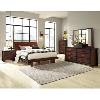 Fusion Platform Customizable Bedroom Set
