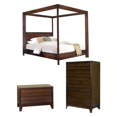 Island Canopy Configurable Bedroom Set