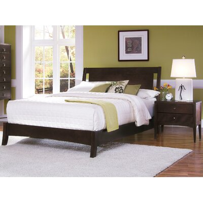 Harbor Platform Customizable Bedroom Set