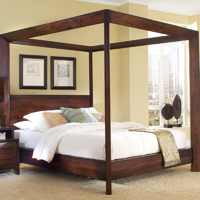 Island Canopy Bed