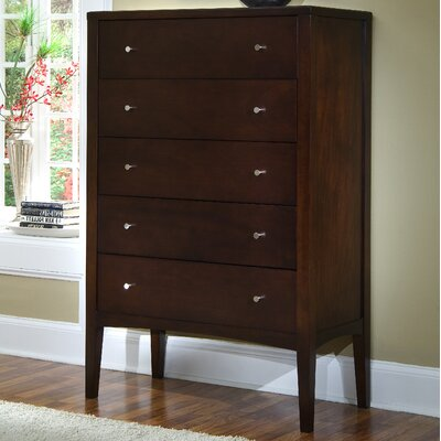 Harbor 5 Drawer High Chest