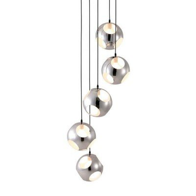 Meteor Shower 5 Light Ceiling Lamp