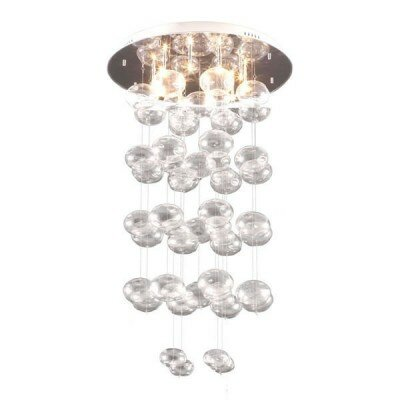 Vector 10 Light Ceiling Lamp