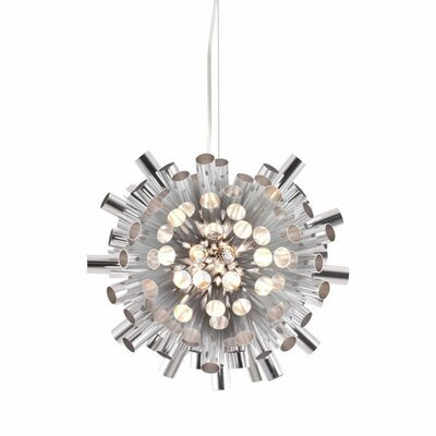 Extravagance 9 Light Ceiling Lamp