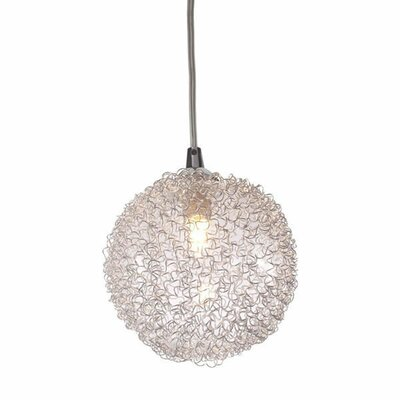 Cassius 1 Light Ceiling Lamp