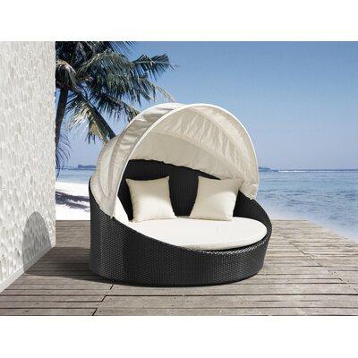QUEEN Cream Four Corner Bed Canopy Mosquito Net