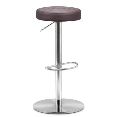 Rent Mellow Barstool in Brown...