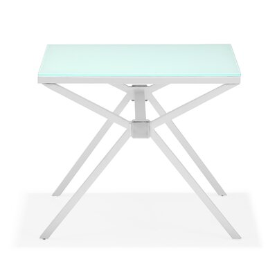 Financing for Xert End Table Finish: White...