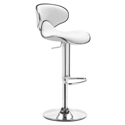 Easy financing Glide Barstool in White...