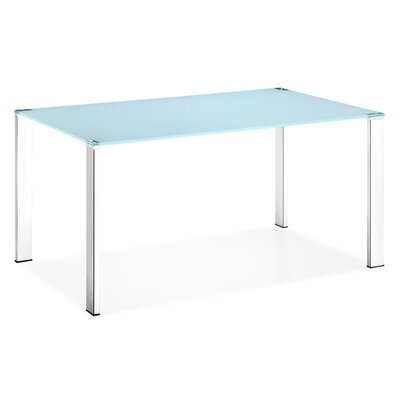 Zuo Modern Slim Table in White Best Price