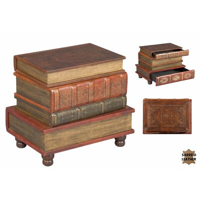 Bookbinders End Table
