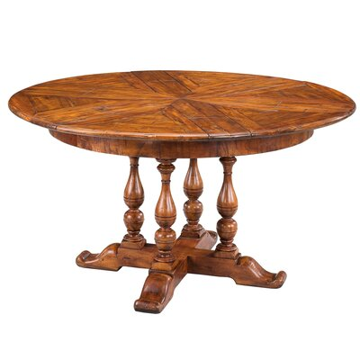 Walnut Jupe Extendable Dining Table