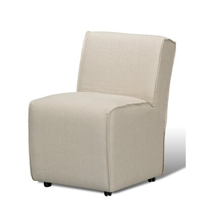 Roller Birk Slipper Chair (Set of 2)