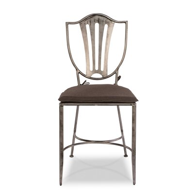 Carpenter Shield Side Chair