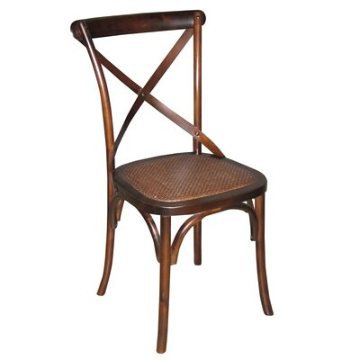 Tuileries Solid Wood Dining Chair (Set of 2)