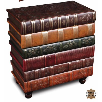 Florentine Books Chairside Table