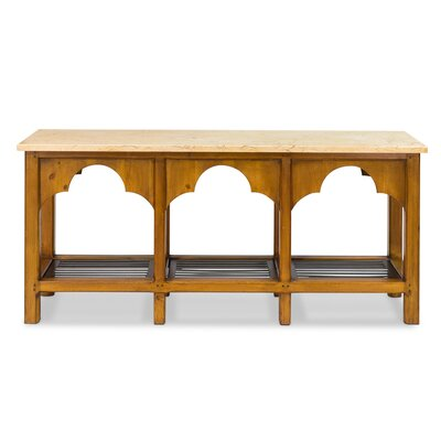 Railroad Dining Table