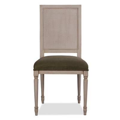 Adams Cane Back Side Chair (Set of 2)