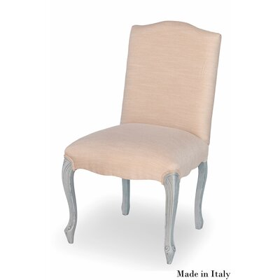 Vendome Side Chair Finish: Blue Storm