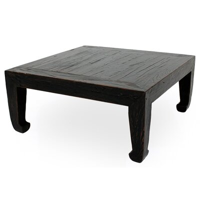 Chinese Classic Coffee Table Color: Ebonized