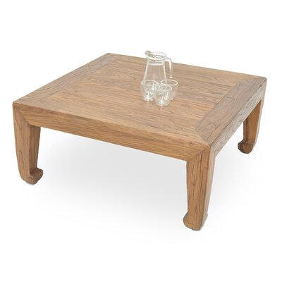 Chinese Classic Coffee Table Finish: Natural Wood