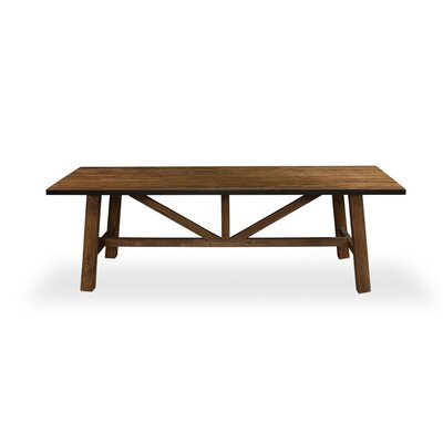 One of a Kind Vintage Truck Bed Dining Table
