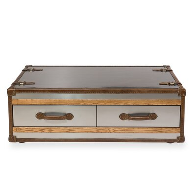 Jet Setter Trunk Coffee Table