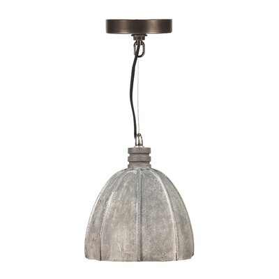 Cement Hanging Inverted Pendent