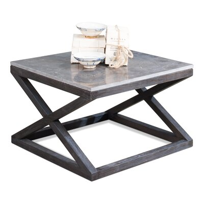 Lewis Cross Coffee Table