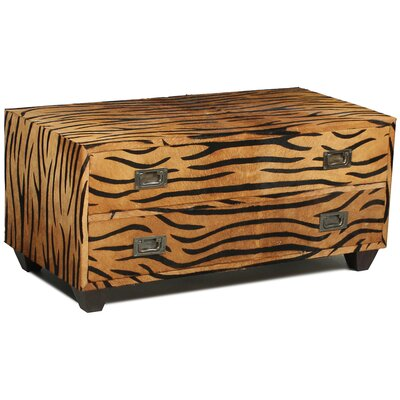 Bengal Tiger Coffee Table