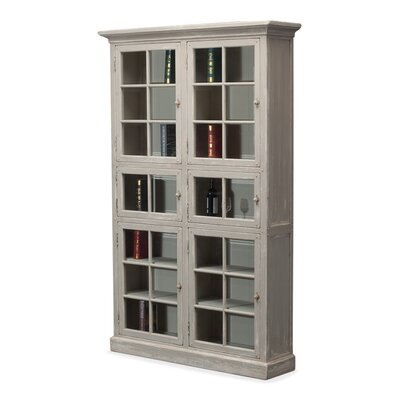 Glass Doors Standard Curio Cabinet