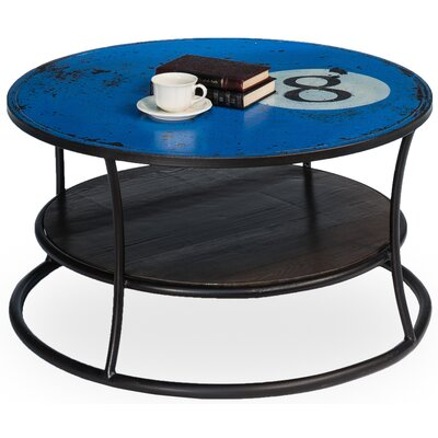 Eight Ball Coffee Table