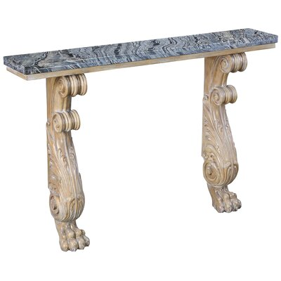 Acanthus Console Table