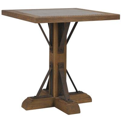 Stone Top Restaurant Coffee Table