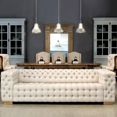 Button Chesterfield Sofa